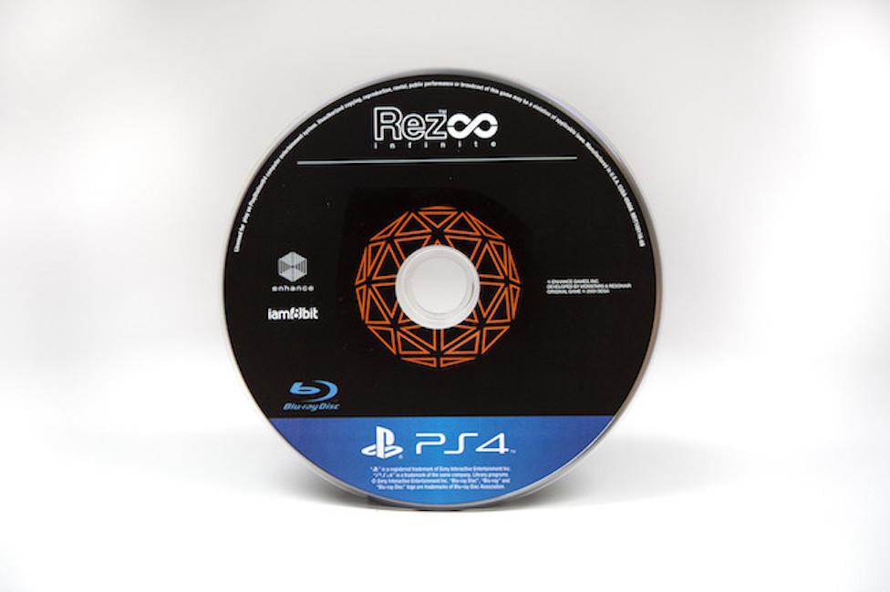 【Rez Infinite】ゲームソフト(PS4パッケージ版) - 画像4
