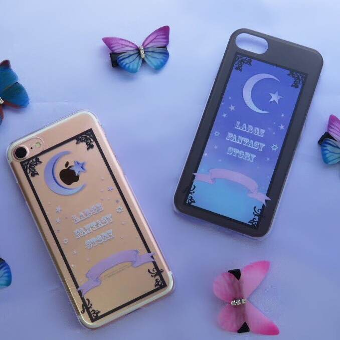 Magic Moon iPhoneケース