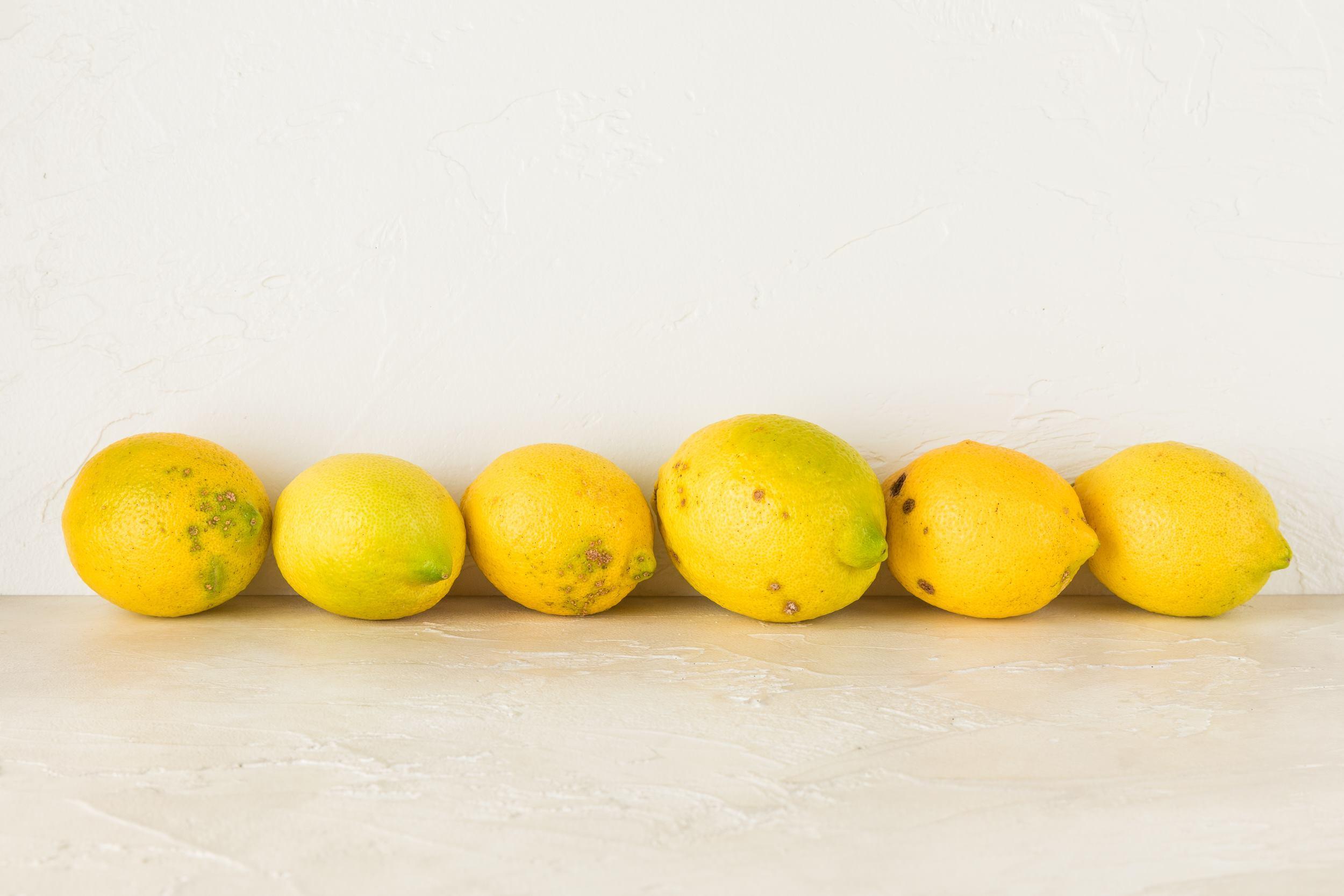 【今季販売終了 / 来季12月予定】フルオーガニックレモンAline.Blineミックス