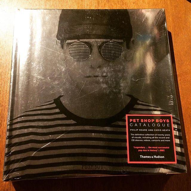 音楽の本「Pet Shop Boys Catalogue」 - 画像1