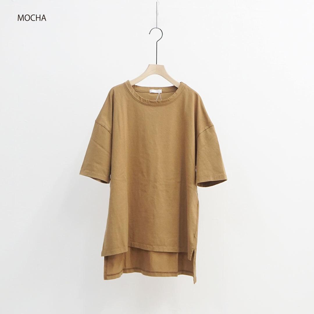 Commencement コメンスメント wide s/s tee ワイドTシャツ (品番c-082)