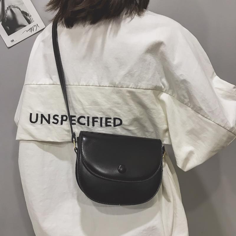 【goods】シンプル無地合わせやすいバッグ26800704