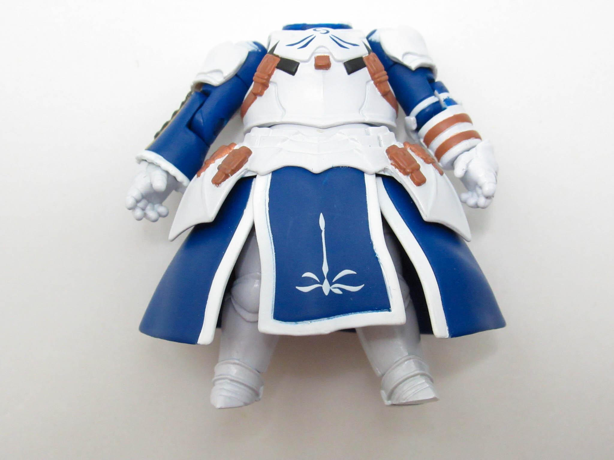 【842DX】 セイバー(プロトタイプ)霊基再臨 Ver. 体パーツ 鎧 ねんどろいど