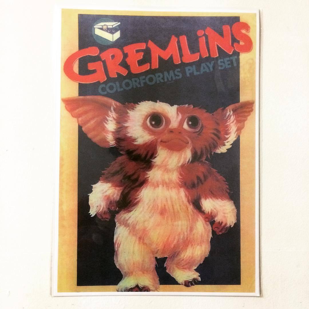 ミニポスター「グレムリン ギズモ」 - 画像1
