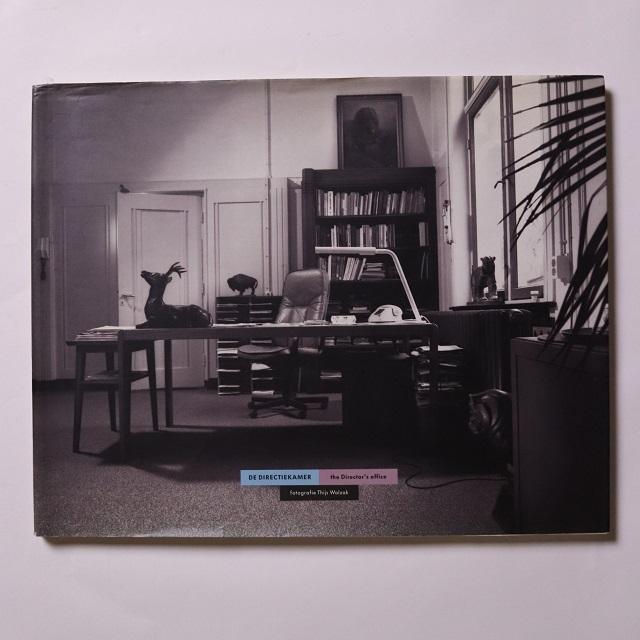 De directiekamer / The director's office / Thijs Wolzak
