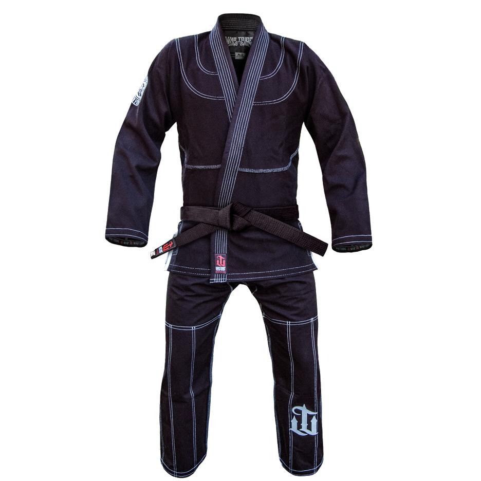WAR TRIBE GEAR  Fundamentals Gi ブラック|ブラジリアン柔術衣(柔術着)