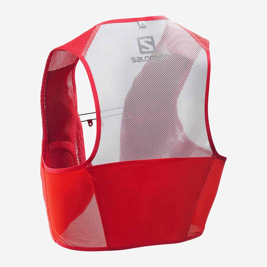 【クリアランス20%オフ】Salomon サロモン Unisex S/LAB SENSE 2 SET LC1302300  Racing Red