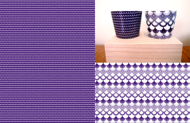 KASANE 京紫 A3(ポーセリンアート 転写紙)