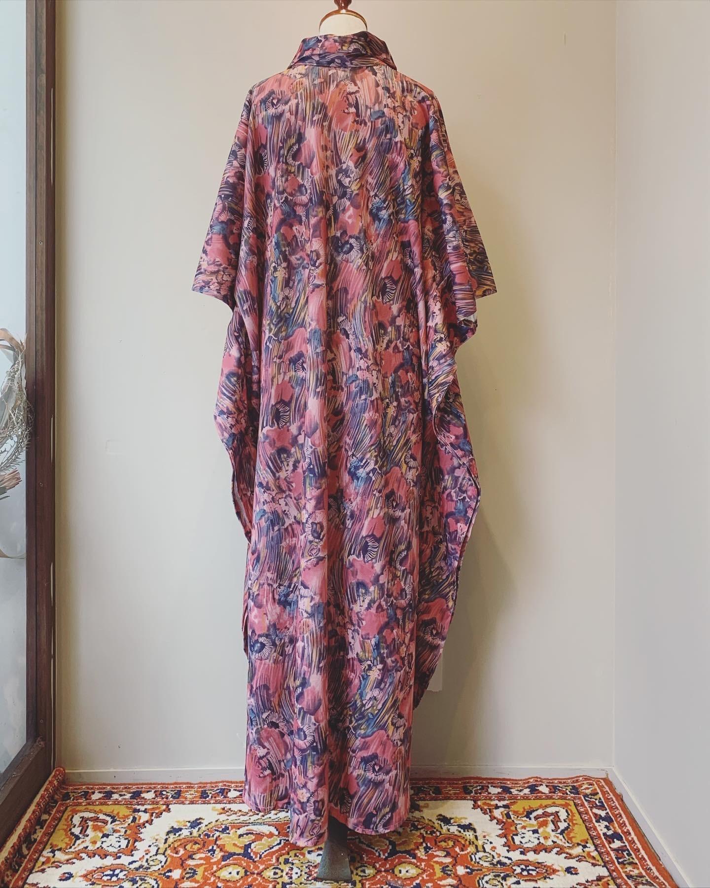 vintage handwork widesized mant