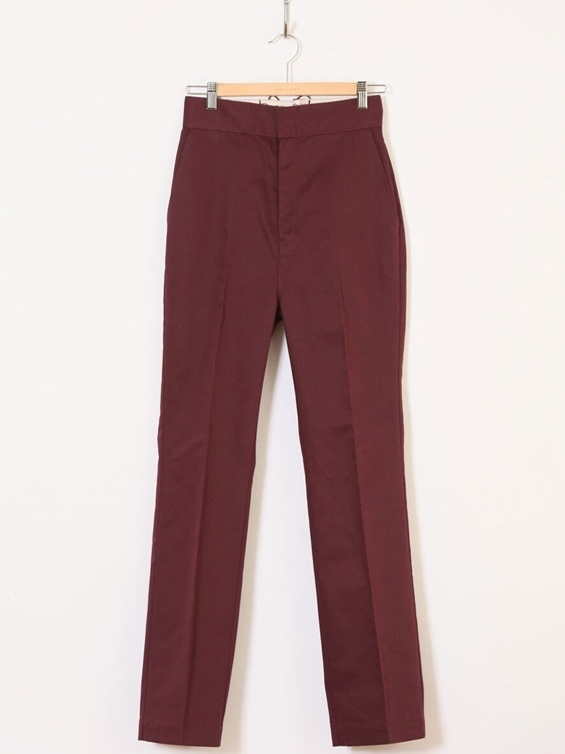 【HOLIDAY】DICKIES LACE-UP FLARE PANTS