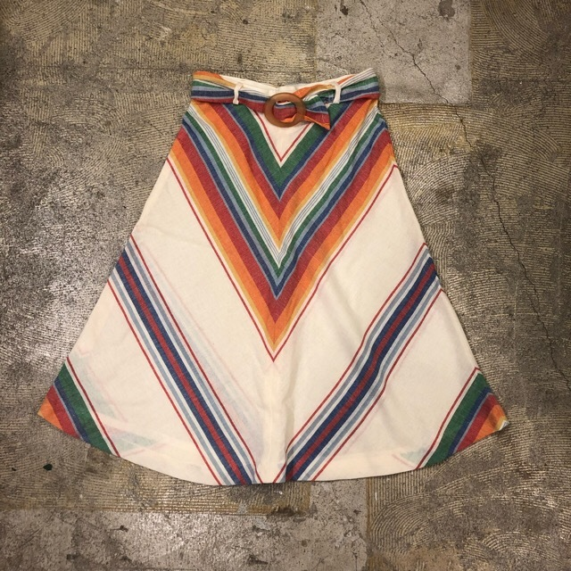 Jazzie Vintage Skirt ¥4,800+tax