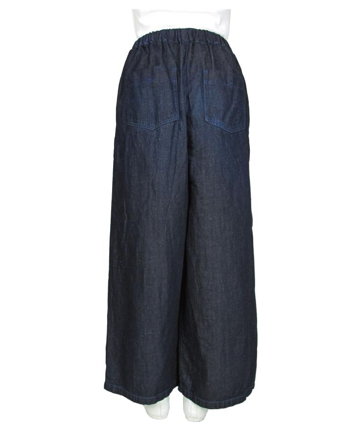 FS linen relax pants - 画像2
