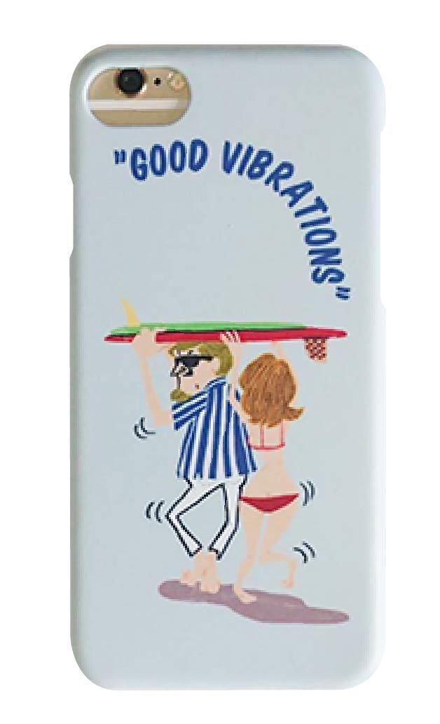 good vibrations つや消しハードケース