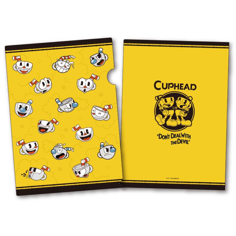 CUPHEAD A4クリアファイル (7)  / エンスカイ