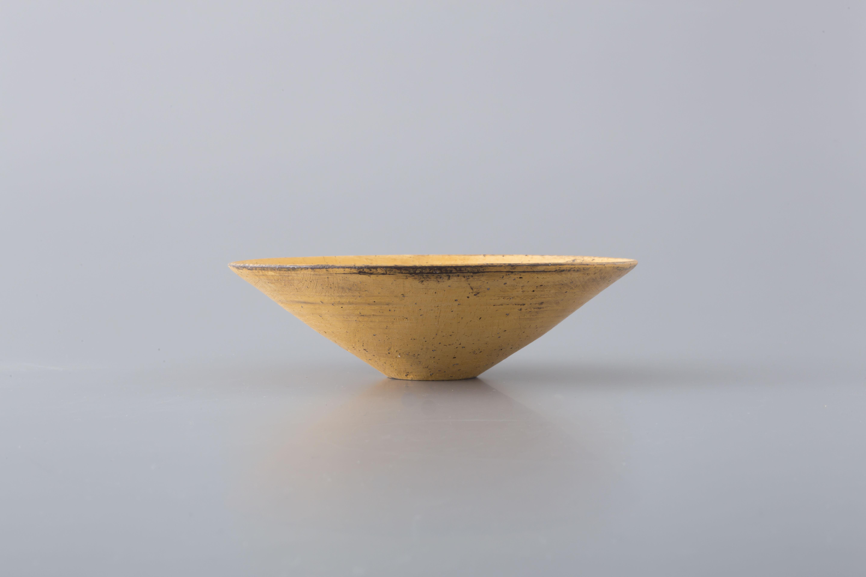Bowl:M (黄) / 大澤 哲哉