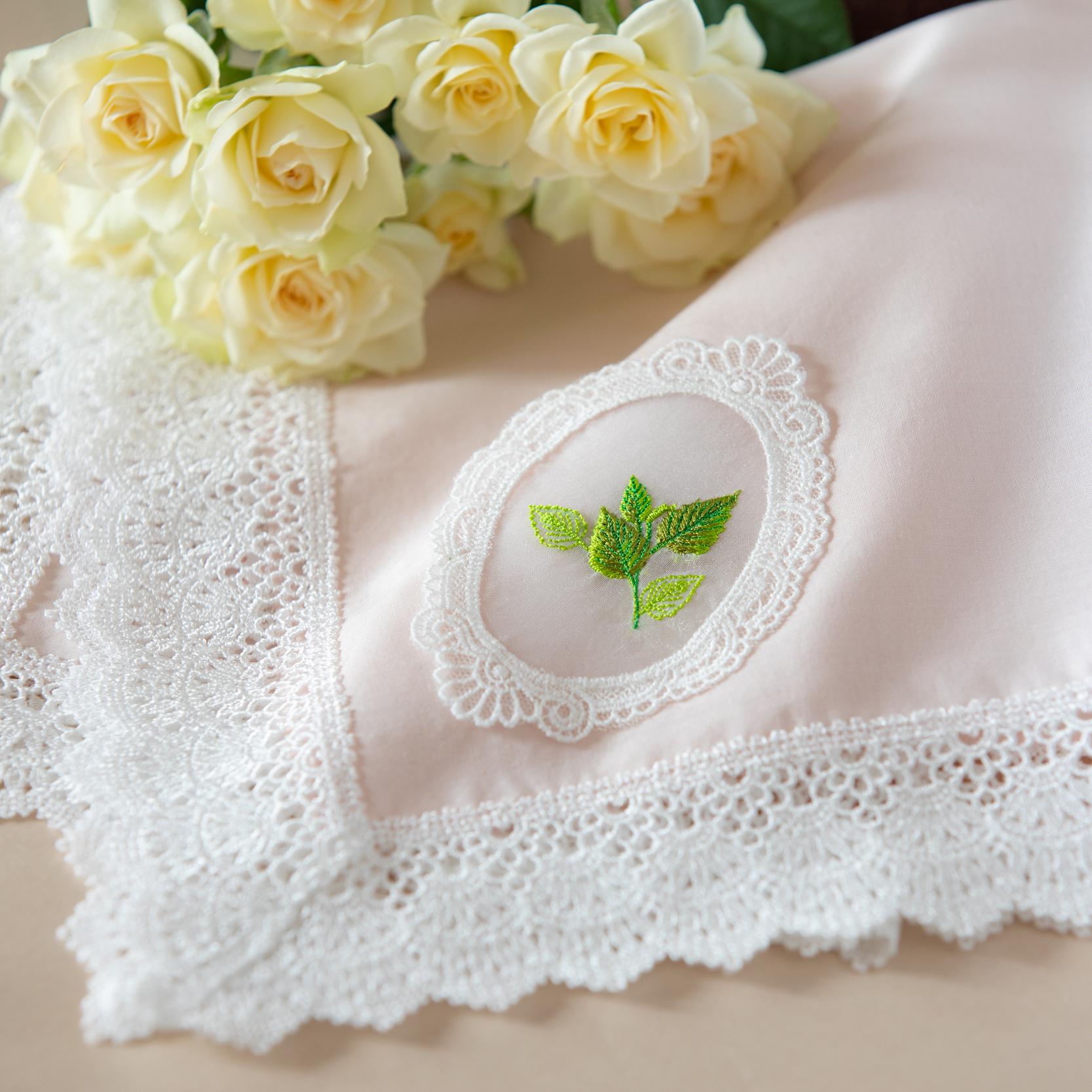 桜の花染め【白樺】