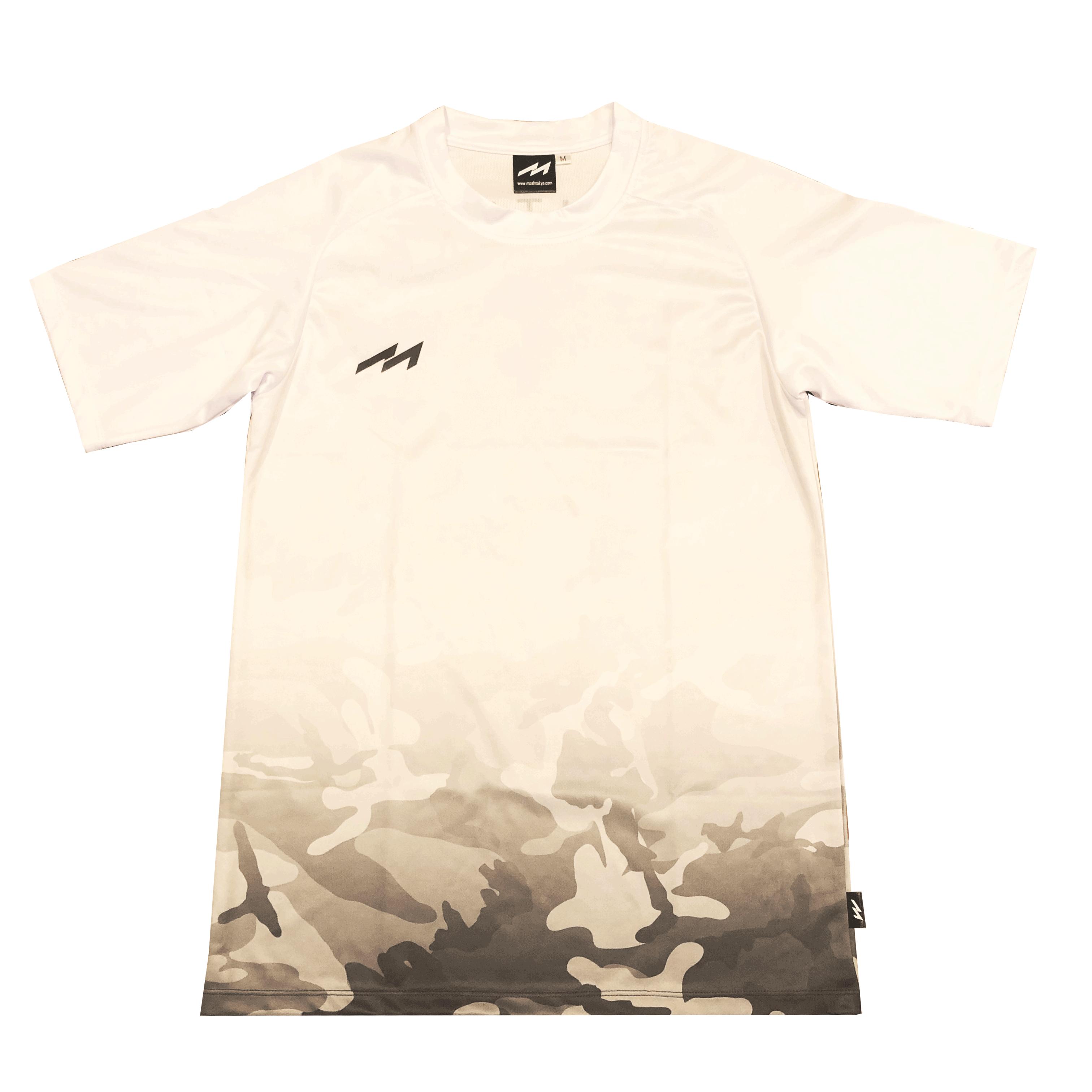 Fade Camo Shirts (MHS-2013 WHT)