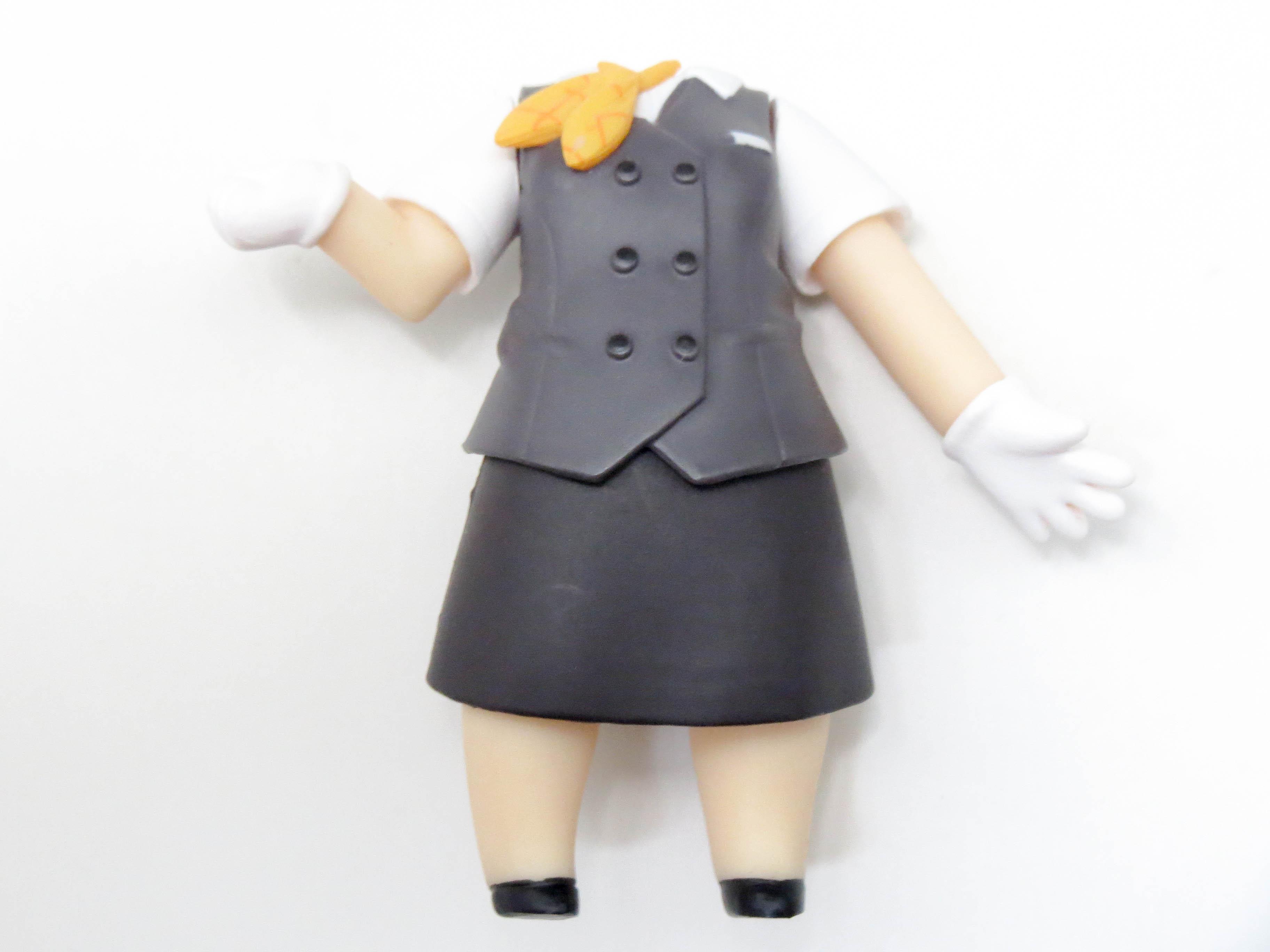 【SALE】【373】 釜石まな 体パーツ 制服 ねんどろいど
