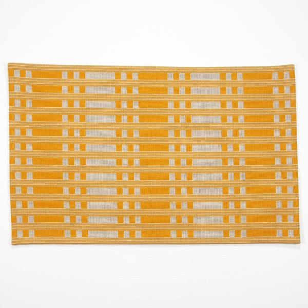 JOHANNA GULLICHSEN Puzzle Mat 5 Tithonus Yellow