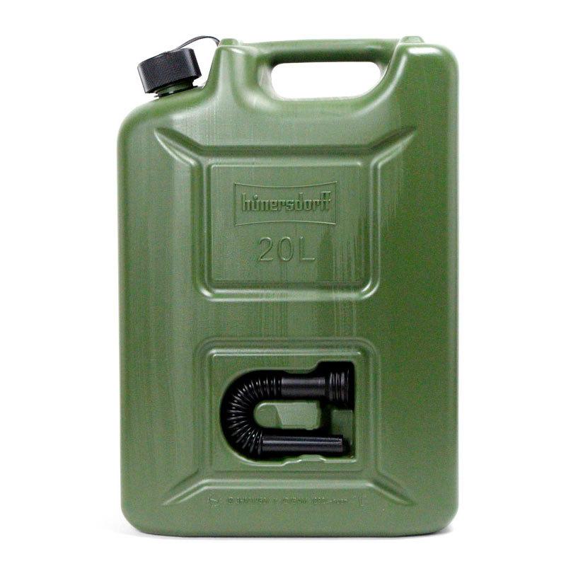 Hunersdorff(ヒューナースドルフ)Fuel Can Pro 20L