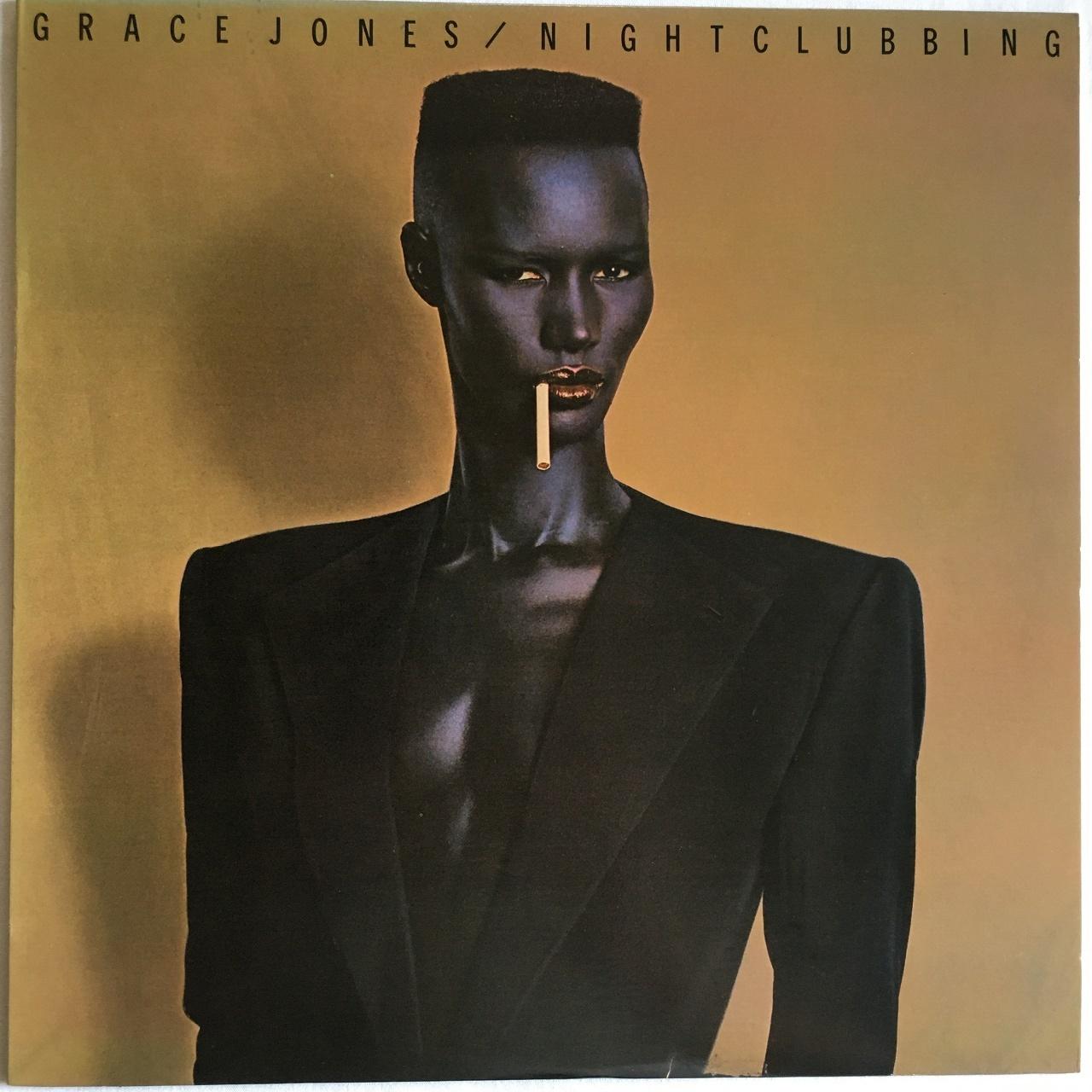 【LP・米盤】Grace Jones / Nightclubbing