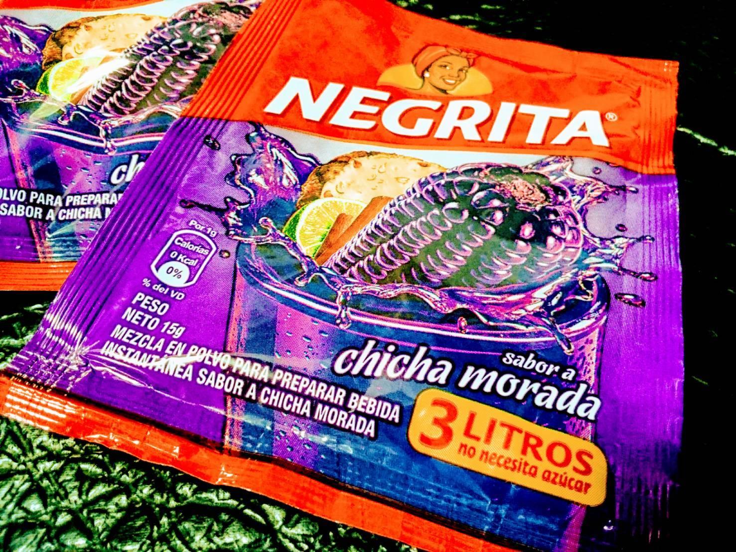 チチャモラーダ 1袋(15g)粉末ジュース