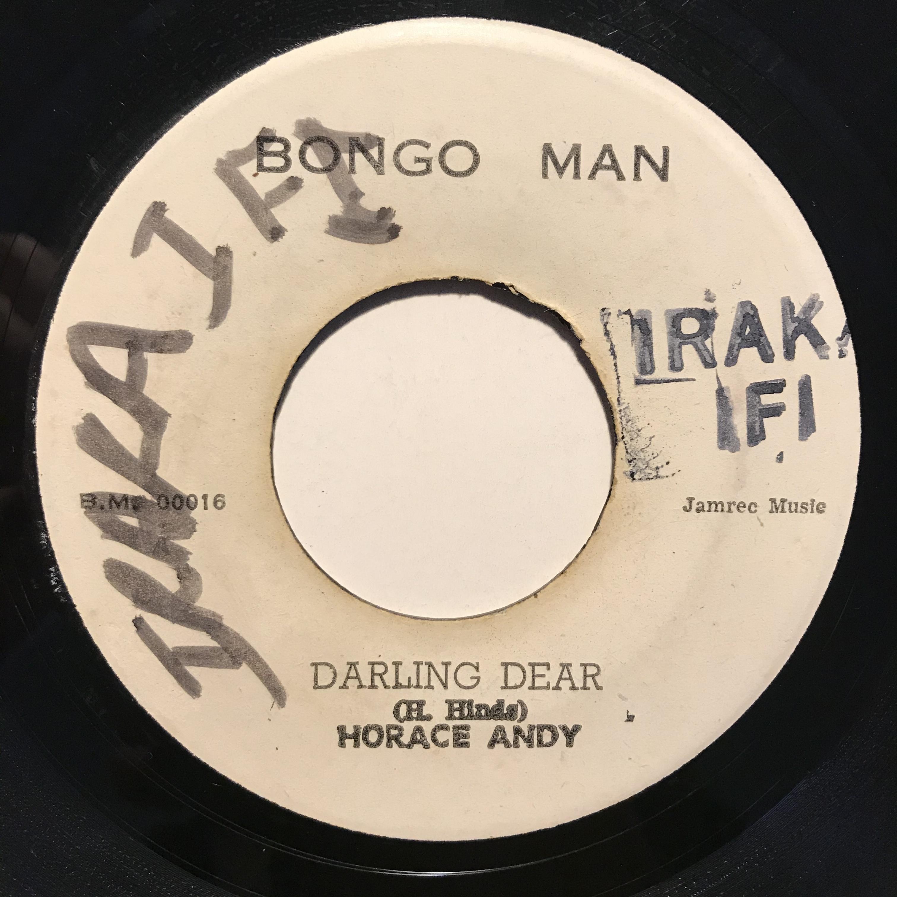 Horace Andy - Darling Dear【7-10839】