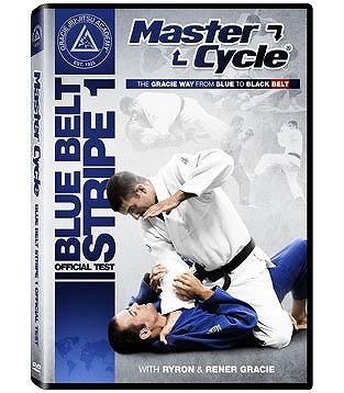 マスターサイクル: ブルーベルトストライプ1  Master Cycle: Blue Belt Stripe1