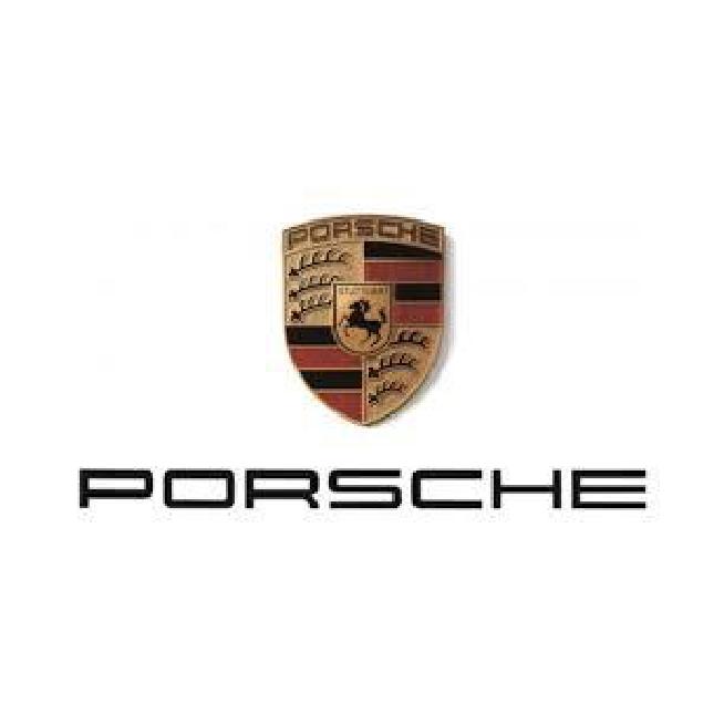 PORSHE 専用 Car Key Case Shrink Leather Case