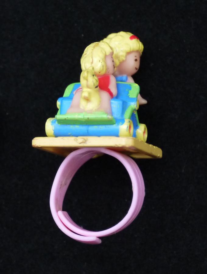 ベビーバギーの指輪 新品