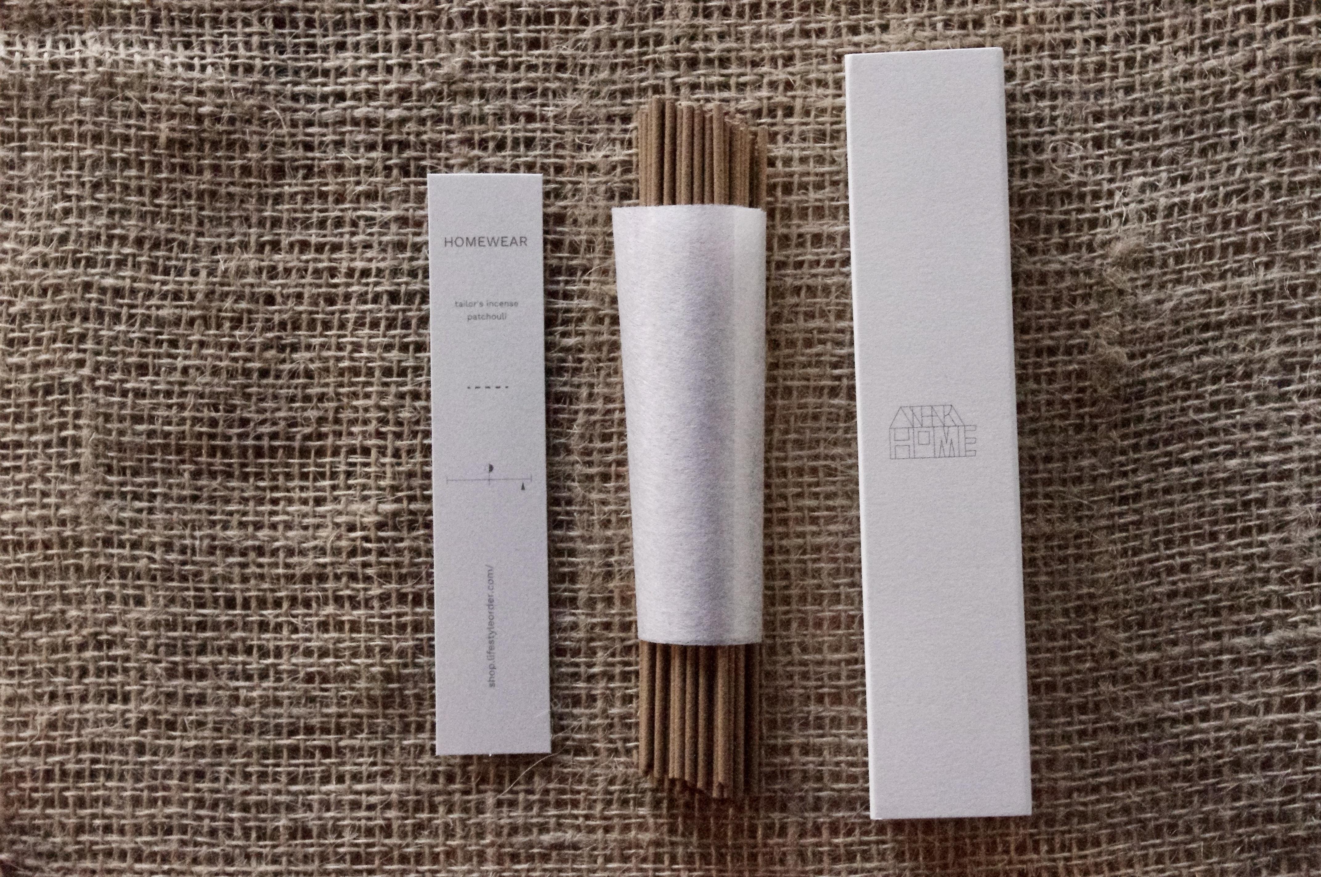 TIC002 - tailor's incense (線香)