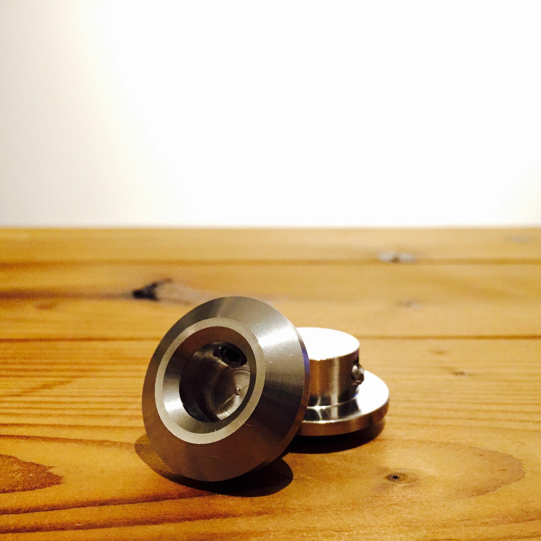carbonic BMX end cap