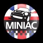 ゴーバッジ(ドーム)(CD0412 - MINIAC UK) - 画像1