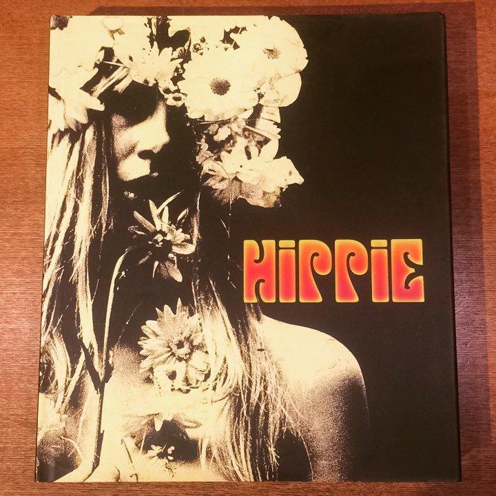 ヒッピーカルチャー写真集「Hippie/Barry Miles」 - 画像1