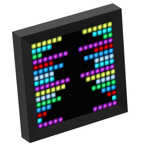 予約受付中【受注販売商品】PIXOO 全2色【ピクセルアートフレーム】/ DIVOOM