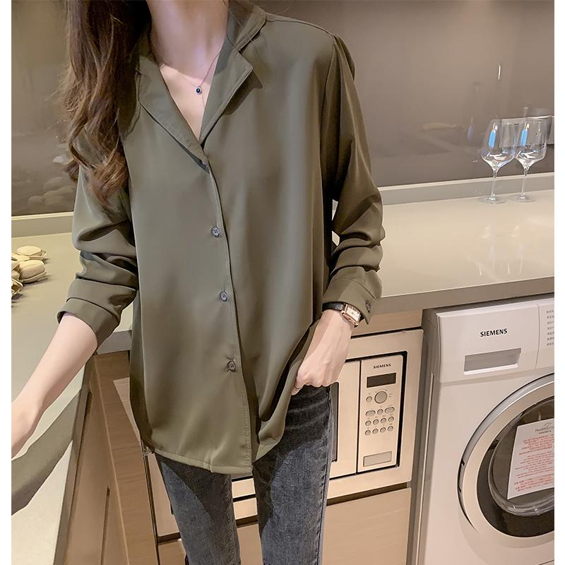 〈リクエストアイテム〉フレンチVネックシャツ【French V neck shirt】