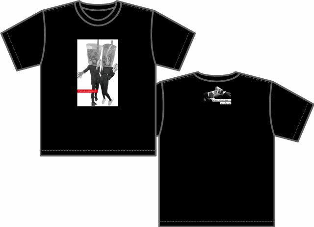 【緊急商品化】白幡いちほ&先斗ぺろコミケでゴキ帝JKに一番もてるコスプレTシャツ/サイズM