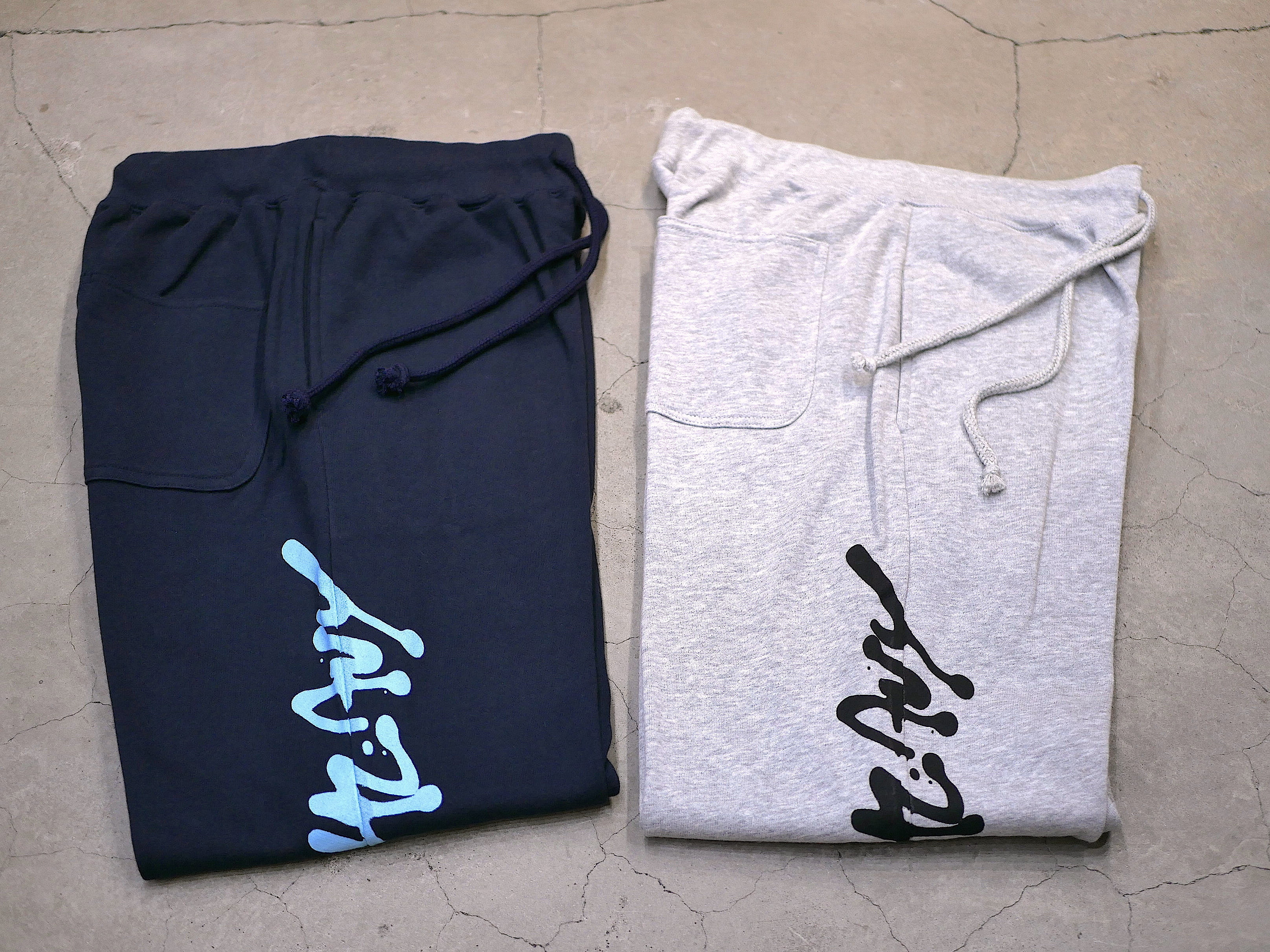 U.H / 神山隆二 SWEAT PANTS
