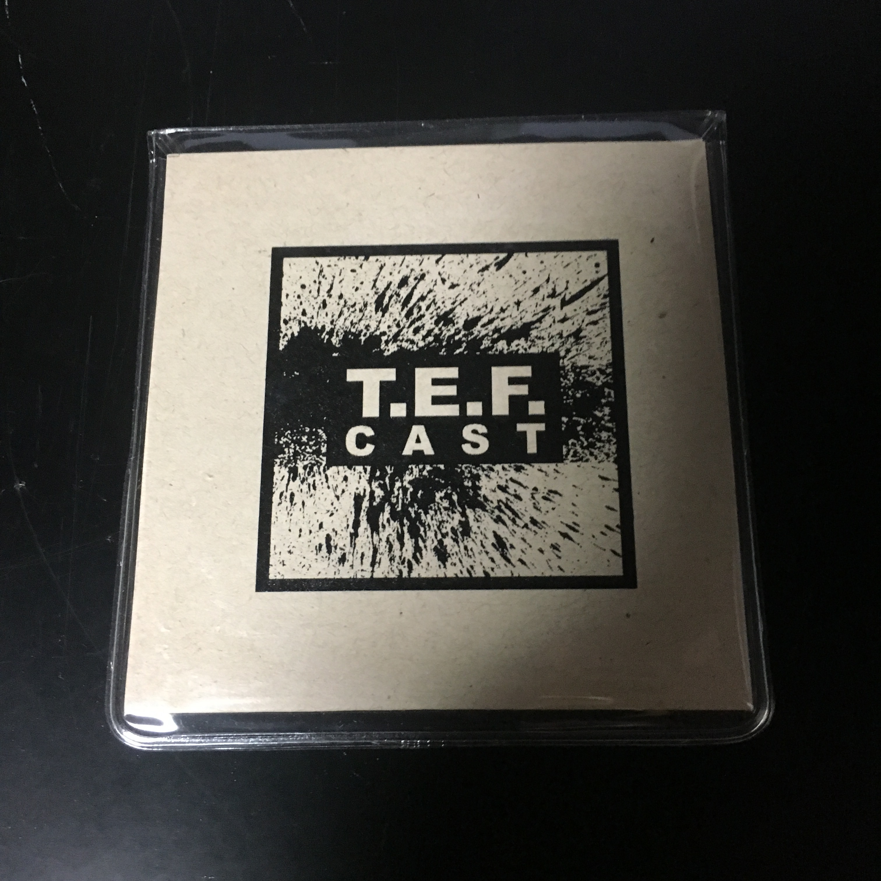 "T.E.F. ‎– Cast(3""CDR)USED"