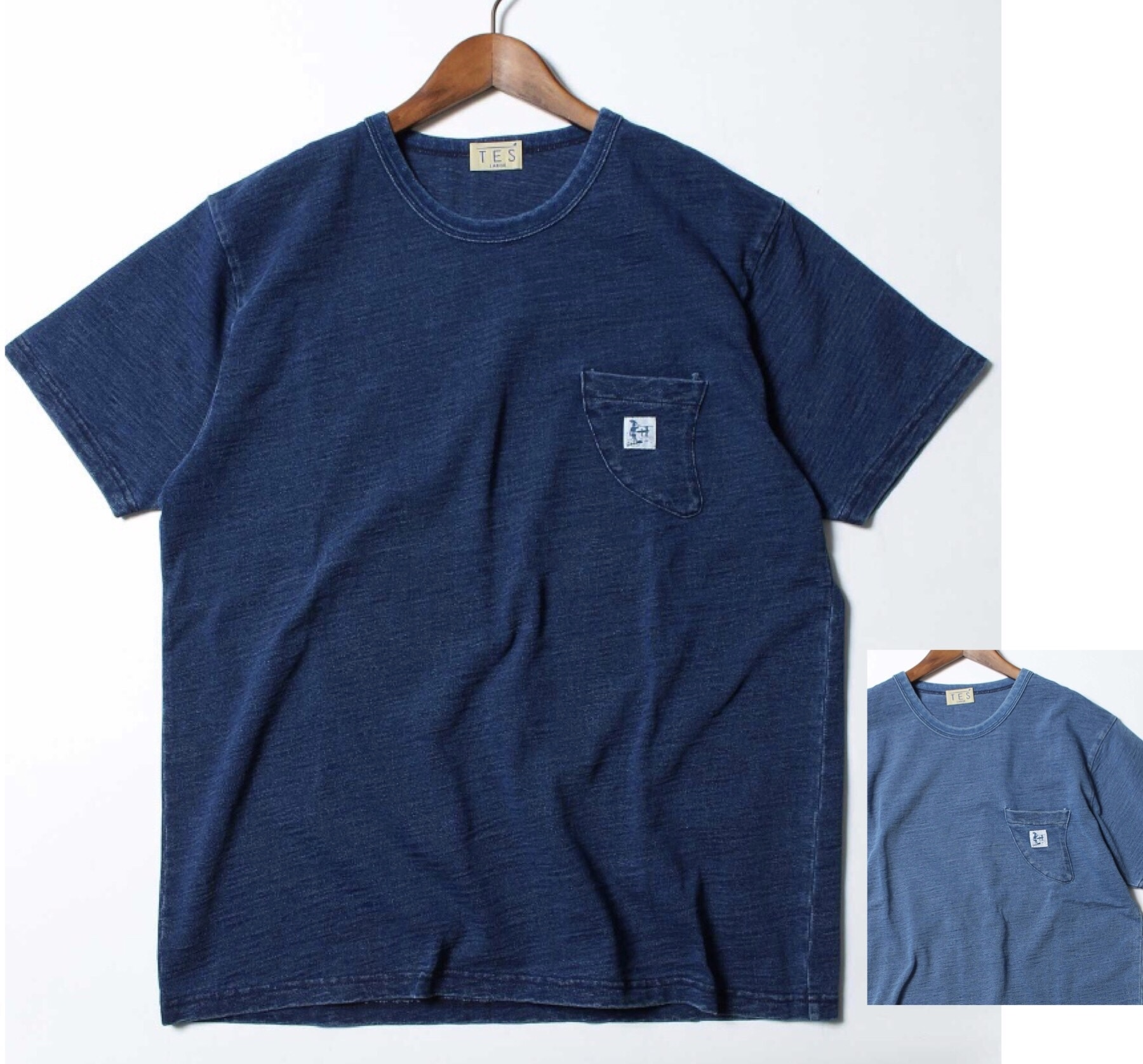 TES INDIGO-HEVY WEIGHT T