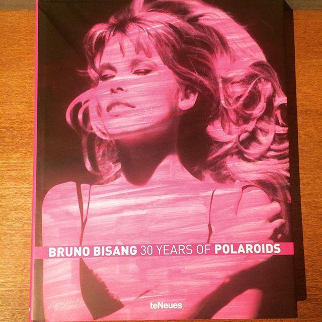 写真集「30 Years of Polaroids/Bruno Bisang」 - 画像1