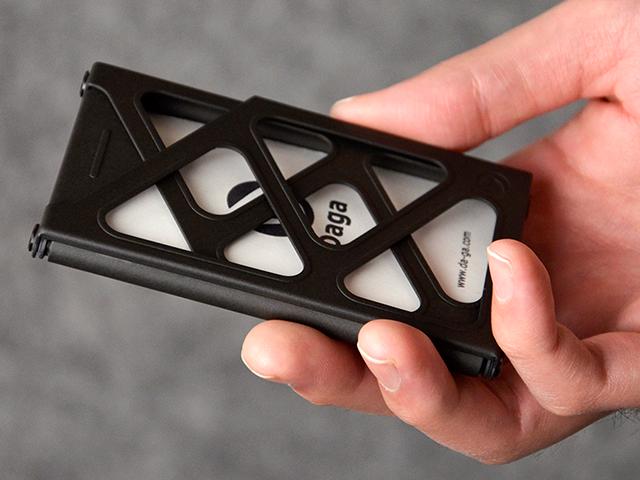 JET-BLACK Titanium Cardcase - 画像2