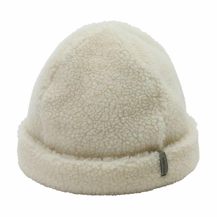 Marmot W's Sheep Fleece Beanie マーモット ウィメンズシープフリースビーニー 四角友里コラボ