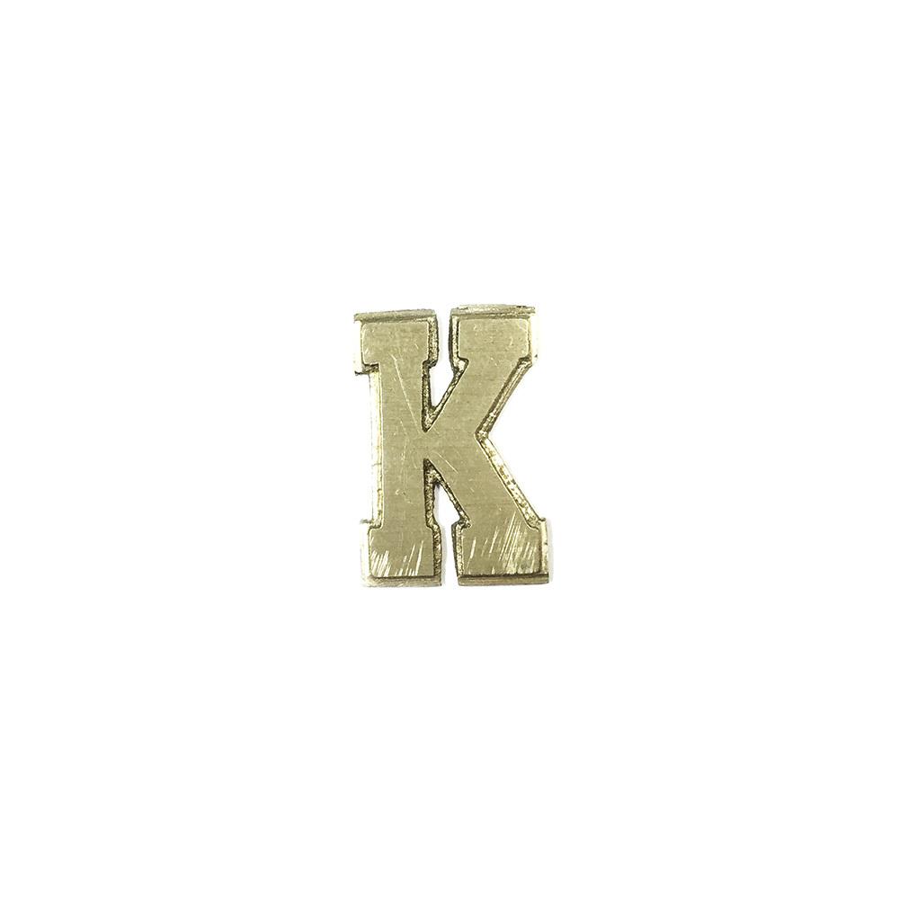 【70%OFF】アルファベットゴシックK