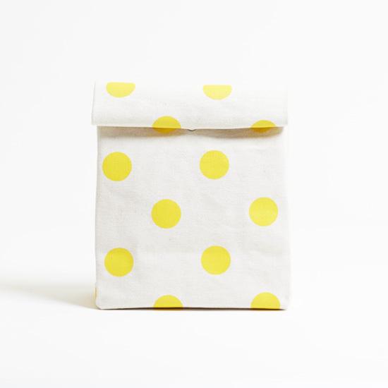 kamibukuro/dandelion × polka dot  カミブクロ / 蒲公英 x 水玉