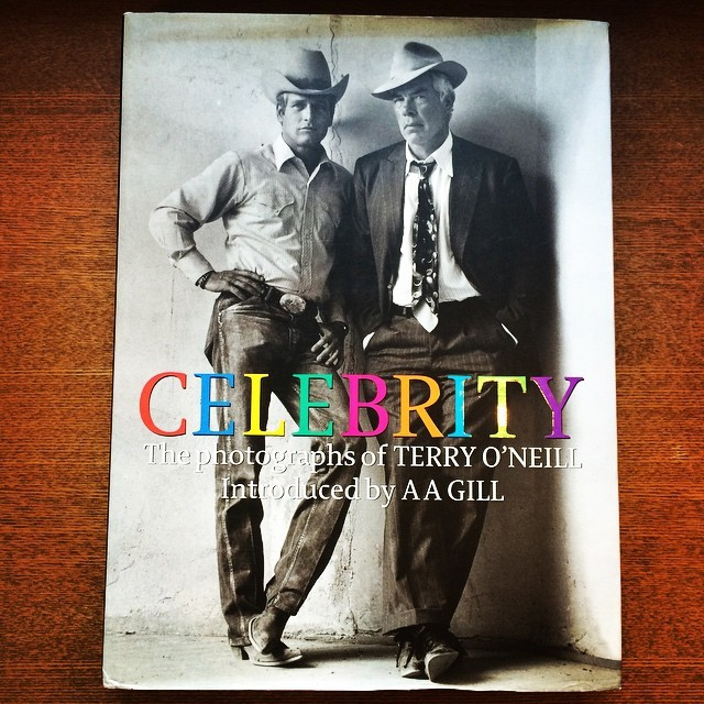 写真集「Celebrity: The Photographs of Terry O'Neill」 - 画像1