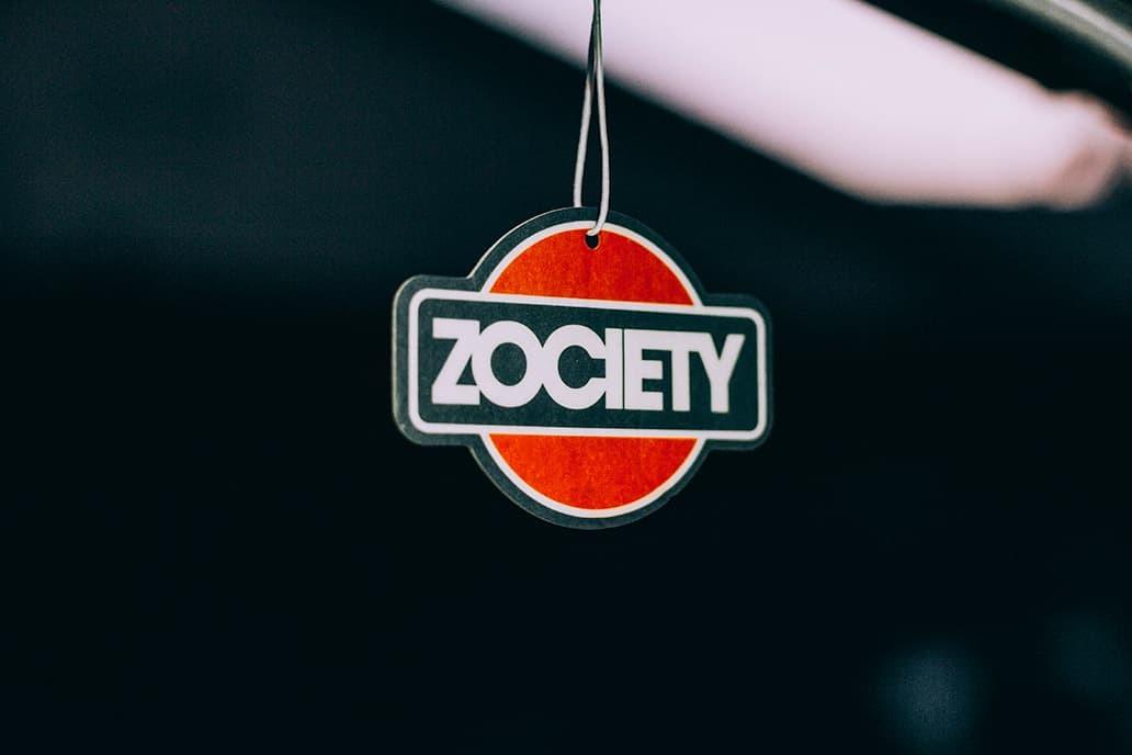 ZOCIETY AIR FRESHENER V3 / 芳香剤 バージョン3 国内在庫