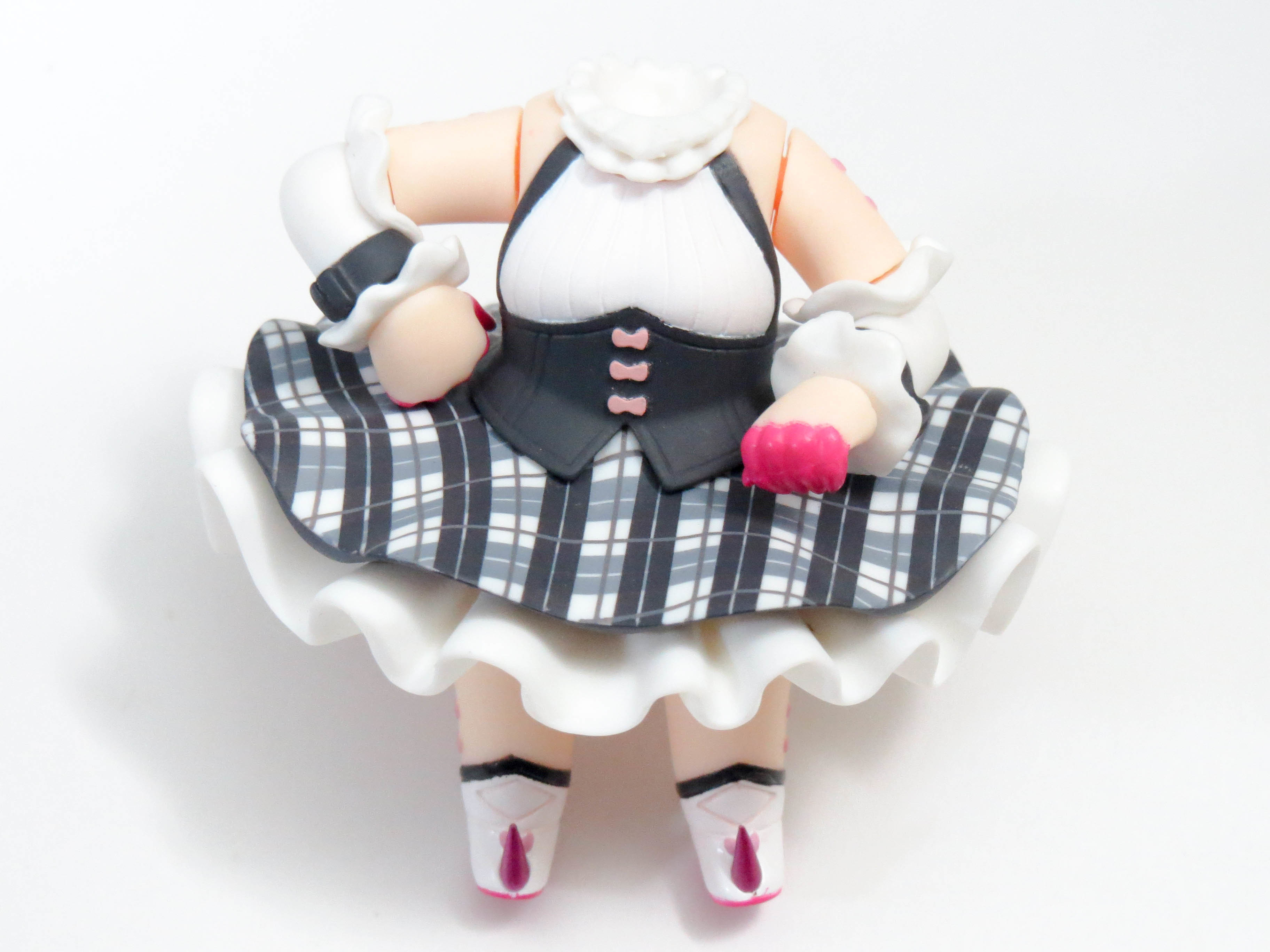 【SALE】【950】 エリザベート・バートリー 体パーツ 戦闘服 ねんどろいど