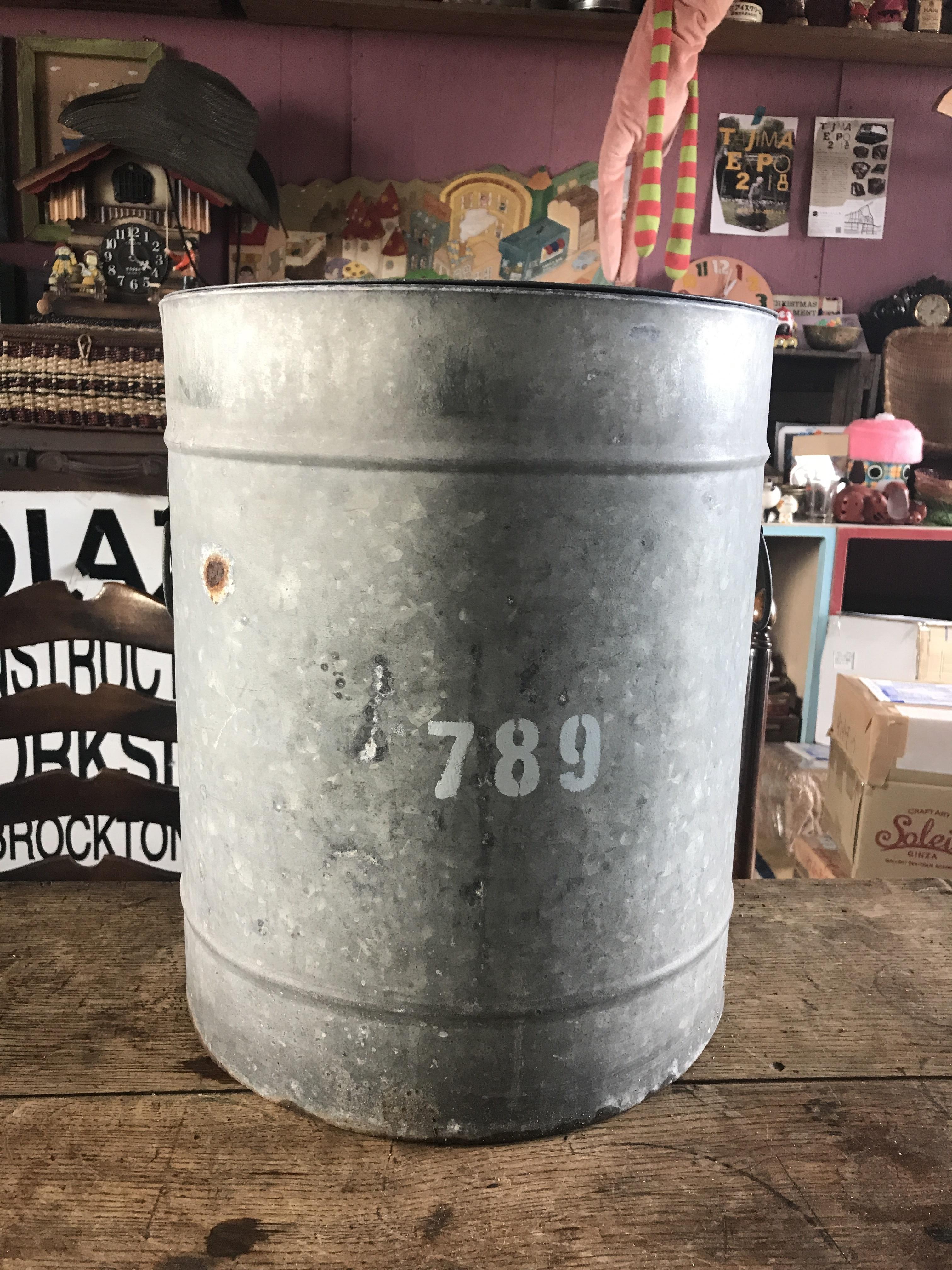 レトロ リメイク 蓋つき缶