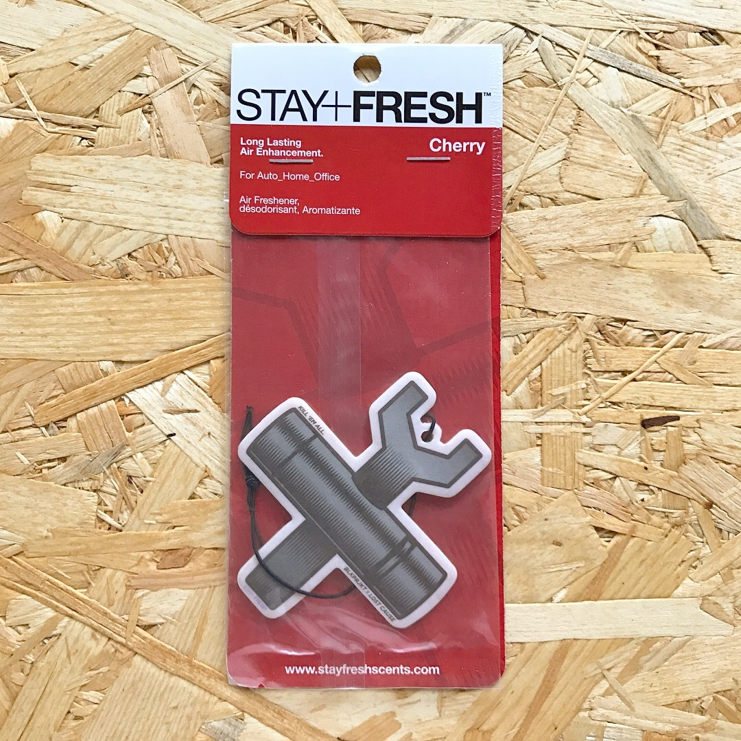 Stay+Fresh / Skate Key - Cherry